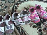 Детские сандали и макасины, бу