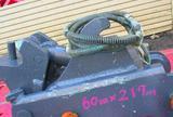 Быстросъемы механические на экскаваторы 3 - 5 тонн
